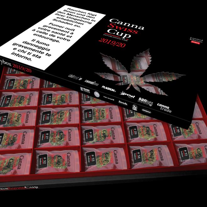 SwissCannaCup - JuryBox